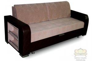 Диван прямой Лонгория - Мебельная фабрика «Престиж мебель»
