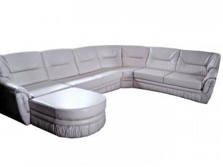 Модель углового дивана Эльбург - Мебельная фабрика «Джамбек-мебель»