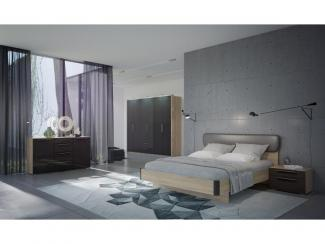 Спальный гарнитур SOLO - Мебельная фабрика «Мебель-Москва»