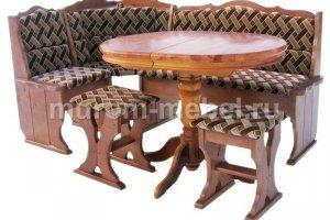 Кухонный уголок Миф - Мебельная фабрика «Муром-мебель»