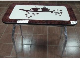 Стол обеденный стеклянный - Мебельная фабрика «Респект»