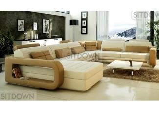 П-образный диван Каролина - Мебельная фабрика «Sitdown», г. Москва