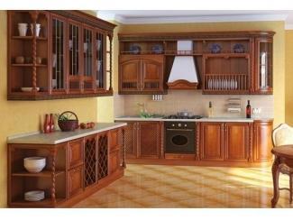 Классическая кухня Виктория - Мебельная фабрика «Лорена»