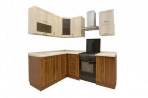 Кухонный гарнитур угловой 57 - Мебельная фабрика «Балтика мебель»