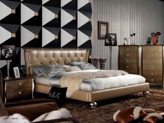 Спальный гарнитур - Импортёр мебели «Стиль (Armani&Xavira, Италия)», г. Москва