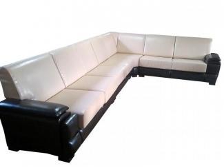 Угловой диван Сенатор - Мебельная фабрика «Джамбек-мебель»