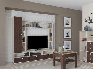 Горка в гостиную Г-15  - Мебельная фабрика «Ваша мебель»