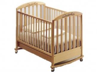 Кроватка детская  - Мебельная фабрика «Перспектива»