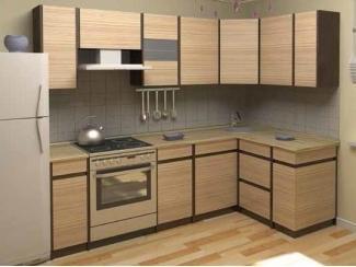 Кухня угловая Токио комплектация 4 - Мебельная фабрика «Алсо»