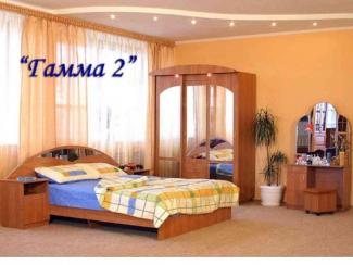 Спальня Гамма 2 ЛДСП - Мебельная фабрика «Гамма-мебель»