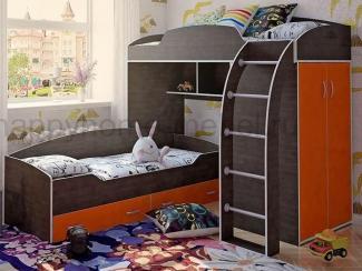 Кровать детская КАПРИЗ - Мебельная фабрика «Happy home»