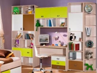 Детская «Твист» - Мебельная фабрика «Прима-сервис»