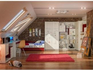 Детская модульная Актив 3 - Мебельная фабрика «Сканд-Мебель»