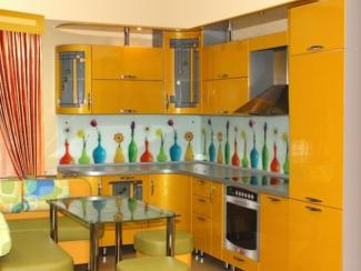 Кухонный гарнитур Подсолнух - Мебельная фабрика «Нильс»