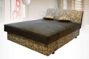 Кровать мягкая 1 - Мебельная фабрика «Лама», г. Смоленск