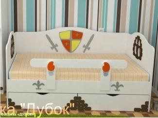 Детская кровать Камелотик - Мебельная фабрика «Дубок»