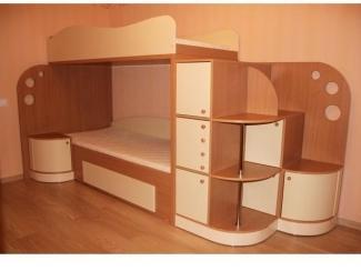 Детская на двоих - Мебельная фабрика «Три кита»
