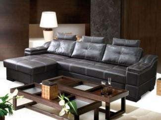 Диван угловой Кит 14 - Мебельная фабрика «Лео»