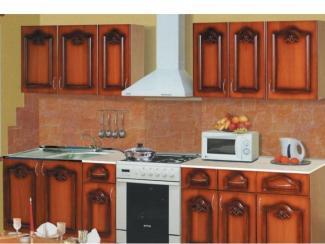кухня прямая Классика 2 - Мебельная фабрика «Долес»