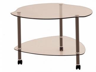 Стол журнальный Ветерок - Мебельная фабрика «Мебель из стекла»