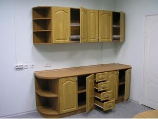Прямая кухня эконом - Мебельная фабрика «Гарант-Мебель»