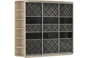 3- дверный Шкаф-купе - Мебельная фабрика «Е1»