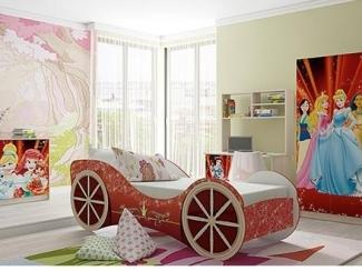 Детская Принцесса - Мебельная фабрика «Династия»