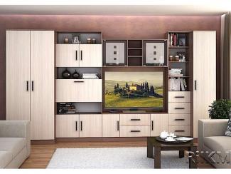 Гостиная стенка Вега 2 - Мебельная фабрика «РиИКМ», г. Пенза