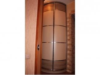 Радиусный шкаф 800х800 - Мебельная фабрика «ТРИ-е»