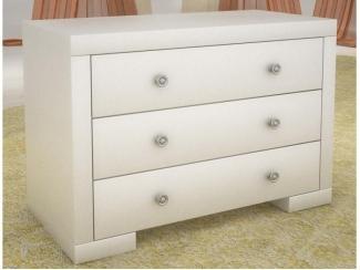 Комод Белла 3 ящика  - Мебельная фабрика «Успех»