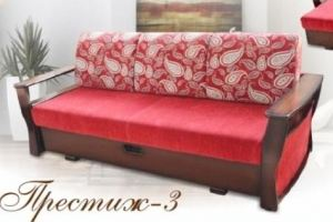 Диван прямой Престиж 3 - Мебельная фабрика «Magnat»