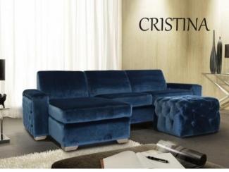 Угловой диван Кристина - Мебельная фабрика «Lorusso divani»