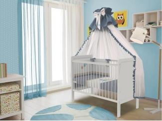Детская кроватка POLINI SIMPLE - Мебельная фабрика «Воткинская промышленная компания»