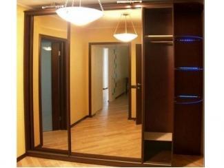 Шкаф-купе с подсветкой  - Мебельная фабрика «Перспектива»