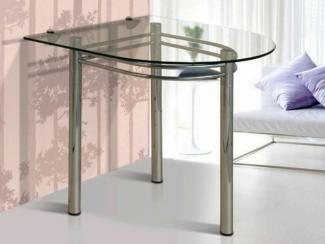 Стол обеденный из стекла Версаль - Мебельная фабрика «Версаль»