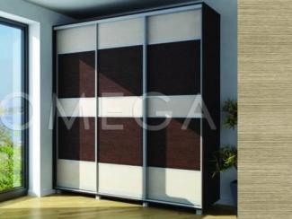 Шкаф-купе Омега 3дк4 - Мебельная фабрика «Омега»