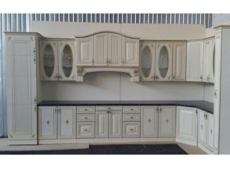 Кухня Жаклин угловая  - Мебельная фабрика «ЭдРу-М»