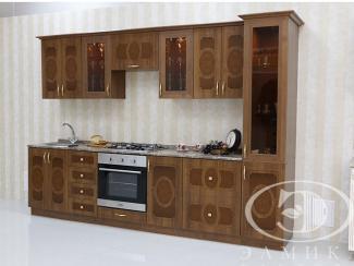 Кухонный гарнитур прямой 21 - Мебельная фабрика «Элмика»