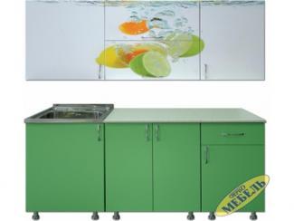 Кухня прямая 41 - Мебельная фабрика «Трио мебель»