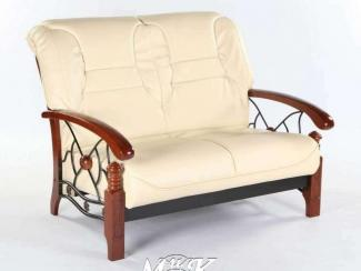 Диван прямой каркас металл - Импортёр мебели «МиК Мебель (Малайзия, Китай, Тайвань, Индонезия)»