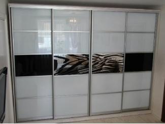 Большой шкаф-купе в спальню  - Мебельная фабрика «700 Кухонь»