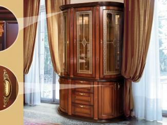 Шкаф для посуды № 1 Венеция - Мебельная фабрика «Лад», г. Смоленск