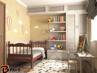 Детская кровать Аленка - Мебельная фабрика «Bravo Мебель»