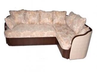 Простой угловой диван Нежность  - Мебельная фабрика «Валенсия»