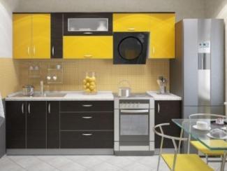 Кухня прямая Сабина  - Мебельная фабрика «Идея для дома»