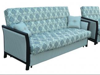 Диван прямой Классик Люкс - Мебельная фабрика «Сто диванов и диванчиков»