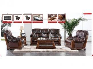 Набор мягкой мебели CASTELLO - Импортёр мебели «Евростиль (ESF)»