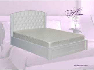 Кровать Анна - Мебельная фабрика «Buena»