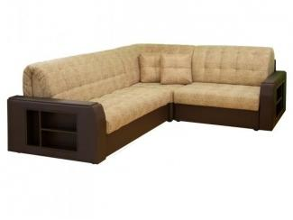 Угловой диван с нишами Аврора-2