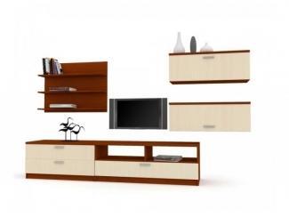 Модульная гостиная Ника 5 - Мебельная фабрика «Гранд-МК»